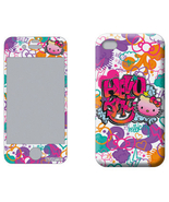 Hello Kitty iPhone 4 Case: Graffiti...RETAIL $33.00 - $20.00