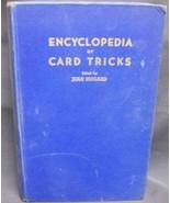 Encyclopedia of Card Tricks by Hugard, Jean - $75.00