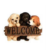 Large Group Of Three Dog Welcome Large   75% Off $4.95 - $4.90