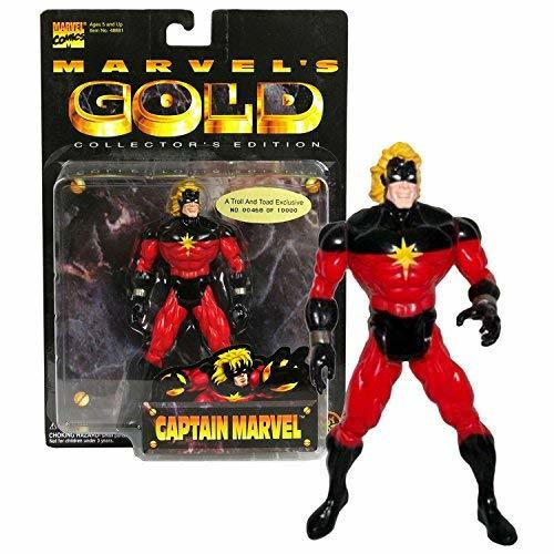 Marvel Comic Year 1997 Marvel's Gold A Troll and Toad Exclusive Series 5-1/2 Inc - $34.99