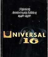 Universal 16 Thirtieth Anniversary Edition 1946 - 1976 - $3.95