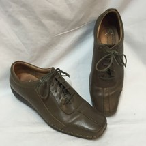 Rockport DMX Shoes Closed Toe Womens 7.5 M Casual Oxfords Lace-Up Leathe... - $34.64