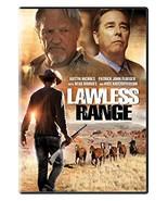 Lawless Range DVD - $2.00