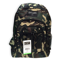 """East West U.S.A Green Camouflage Military Sports Backpack 18"""" - $23.75"""