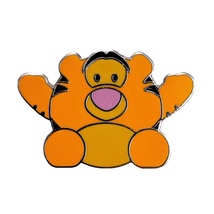 Winnie the Pooh Disney Lapel Pin: Round Characters Tigger - $12.90