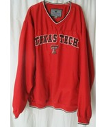Texas Tech Red Raiders Colosseum Athletics Pullover Men's XL  - $32.66