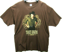 2008 Trace Adkins Men's Size 2X T Shirt Country Music - $26.95