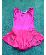 CHILD DANSKIN FREESTYLE BALLET BODYSUIT & ATTAC... - $7.50