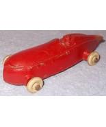 Vintage Sun Rubber Co. Racer Car Automobile Toy Ca 1930's - $24.95