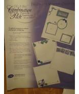 Creative Memories 10 x 12 It's a Boy Combination Pack Scrapbook acccesso... - $14.99
