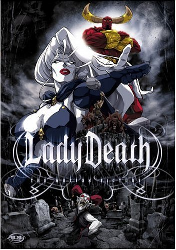Lady Death DVD Brand NEW!