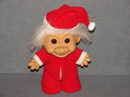 """Russ Troll Doll: 8"""" Red Pajamas - $12.00"""