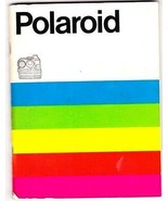 Polaroid Camera Instruction Manual ONLY Sonar Multiple Languages Vintage - $6.00