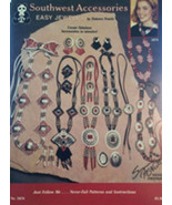 """""""Southwest Accessories Easy Jewelry"""" #2078 by Delores Frantz - $5.00"""