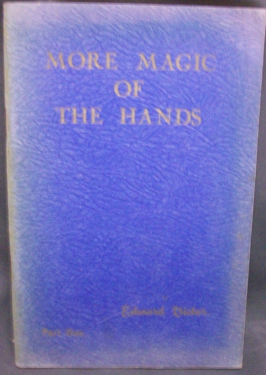 More Magic of the Hand by Victor, Edward