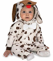 Baby Plush Puppy Halloween Costume Size 6-12 Months - $20.00