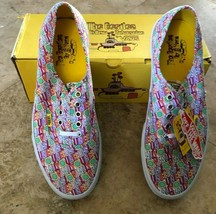 NEW Vans Shoes All You Need Is Love The Beatles Men Size 11 skate - $61.75