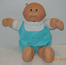 1985 Coleco Cabbage Patch Kids Plush Toy Doll CPK Xavier Roberts OAA Bab... - $60.78