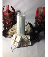 Spiritual Cleansing Cascarilla Spell Kit 1 five days Loaded White Spirit... - $14.99