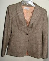 EVAN PICONE, WOMEN'S FULY LINED JACKET, SIZE 8 - $40.85