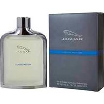 Jaguar Classic Motion Edt Spray 3.4 Oz For Men - $30.20