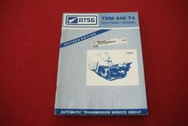 ATSG - THM 440 T4 Techtran Manual - Revised Edition - $12.00