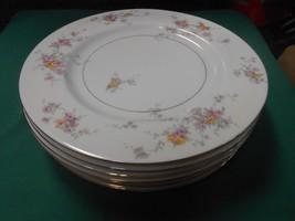 Theodore Haviland China Made In America Gloria Set 8 BREAD-SALAD-DESSERT Plates - $33.67