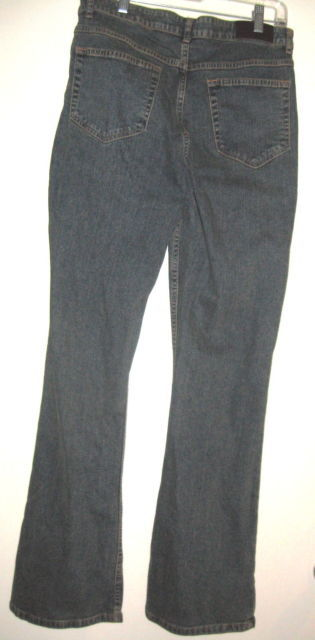LADIES JEANS BY MOSSIMO, SIZE 8