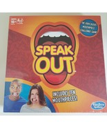 Speak Out Game - Party Mouthpiece Challenge family toy Xmas gift New - $11.88