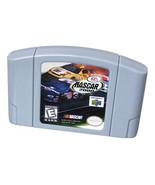 Nascar 2000 for N64 Game Cartridge English US NTSC Version Nintendo 64 Conso - $27.98