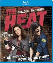 The Heat (Blu-ray + DVD)