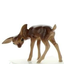 Hagen Renaker Wildlife Deer Sister Doe Ceramic Figurine