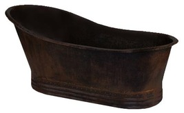 "Copper Bathtub ""Los Angeles"" - $2,900.00"