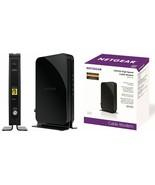 NETGEAR CM500 (16 x 4) High Speed Cable Modem 680 Mbps Docsis 3.0 Black NIB - $124.50