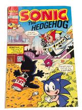 "Sonic The Hedgehog #11 1994 Sega Genesis Archie Adventure Comics ""Good, Bad"" - £11.61 GBP"