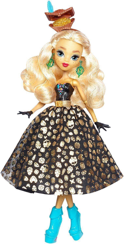 Monster High Shriekwrecked Dayna Treasura Jones Doll, Mattel