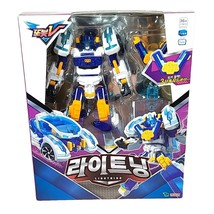 Tobot V Lightning Transformation Action Figure Robot Season 2 Toy