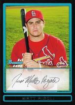 Matt Rigoli Bowman 2009 #BP68 Prospects St. Louis Cardinals - $0.20