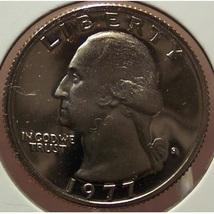 1977-S Proof DCAM Washington Quarter PF65 #346 - $3.99
