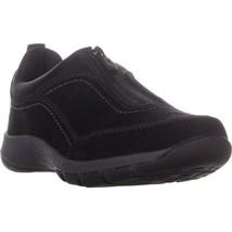 Easy Spirit Cave Slip On Sneakers, Black - $108.39 CAD