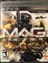 MAG (PlayStation PS3 Game) CIB Complete - $4.25