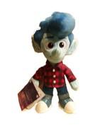 "Disney Pixar IAN LIGHTFOOT Onward 10"" Plush Character Toy - $24.70"