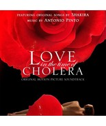 Love in the Time of Cholera (Audio CD, Original Motion Picture Soundtrack) - $39.99