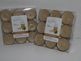 2 Packs Time For You Carolina Scented Tealights Candles Sensual Sandalwo... - $19.79
