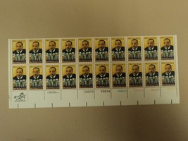 USPS Scott 1771 15c 1978 Martin Luther King Jr Plate Block 20 Stamps Min... - $13.21