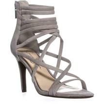 Jessica Simpson Harmoni Strappy Heeled Sandals, Warm Stone, 6.5 US / 36.... - $38.39