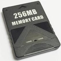 ZedLabz 256MB memory card for Sony PS2 & PS2 slim consoles [Playstation ... - $17.00 CAD