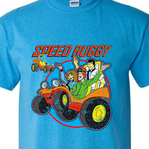 Speedy Buggy t-shirt retro Saturday morning Cartoons 1970's 1980's vintage tee image 1