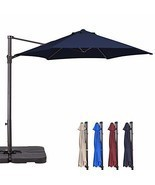 JEAREY 9FT Offset Cantilever Patio Umbrellas Outdoor Patio Umbrella Hang... - $179.39