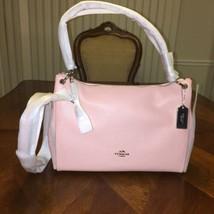 NWT Coach Mia Shoulder Bag in Petal - $149.24